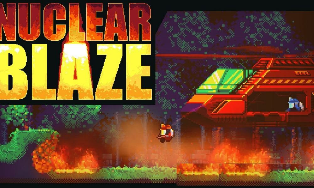 Nuclear Blaze PC Version Full Game Setup Free Download